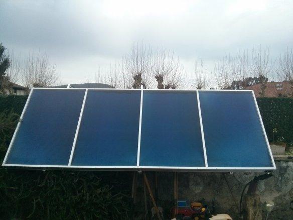 captador solar solvis